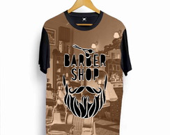 Camiseta Barber Shop Hall Ydias Estampa 57