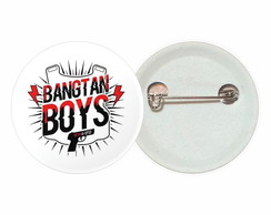 Bangtan Boys BTS Botton Army Kpop Button Foto Boton