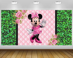 PAINÉL MINNIE BABY 2X1M - ARQUIVO DIGITAL