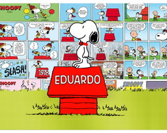 Painel Snoopy 2,0x1,5m