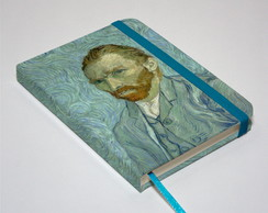 Sketchbook Van Gogh Auto Retrato