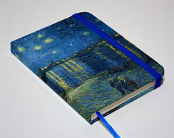 Sketchbook Van Gogh Lago