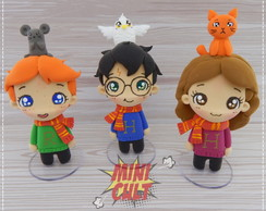 Miniaturas Chibi Harry Potter (unitário)