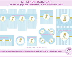 Kit Digital Batizado