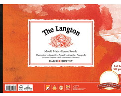 Langton Prestige Watercolour Hot-Pressed Paper