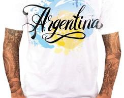 f58c6fe15e ... Camisa Camiseta Personalizada Time De Futebol Argentina 04