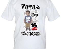 ... Camisa de Festa personalizada - Foto - Frase - Desenho 49d53592429