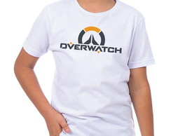 Camiseta Camisa Masculina Overwatch game