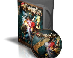 THUNDERCATS 2011 (6 DVDS)