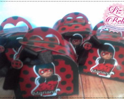 Mini maletinha Lady Bug