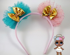 Tiara pompom Lol Surprise