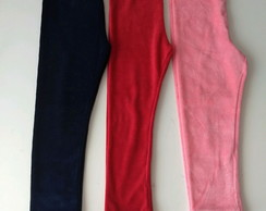 Legging veludo/plush