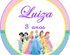 Tag Princesas Disney