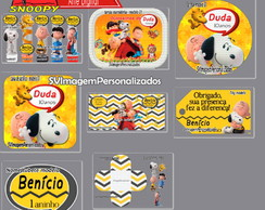 Snoopy Arte Digital