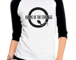 Camiseta Raglan 3/4 Queens of the Stone Age