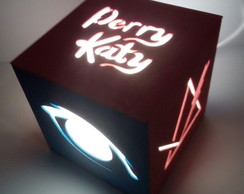 Luminária Led de Mesa Katy Perry