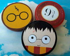Latinhas Personalizadas Harry Potter