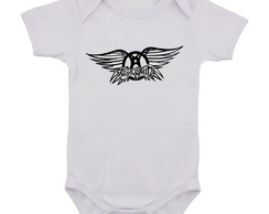 Body Infantil Aerosmith Banda de Rock