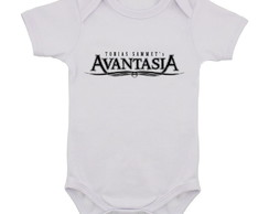 Body Infantil Avantasia Banda de Rock