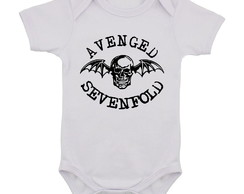 Body Infantil Avenged Sevenfold Banda de Rock