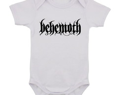 Body Infantil Behemoth Banda de Rock