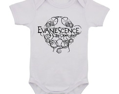 Body Infantil Evanescence Banda de Rock