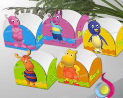Forminhas BACKYARDIGANS