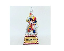 Caixa cone circo do mickey
