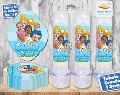 Tubete Personalizado Bubble Guppies