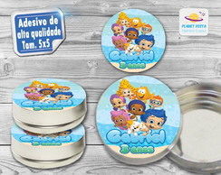 Latinha Personalizada Bubble Guppies