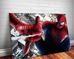 Placa Decorativa Spider-Man 1-30x20cm