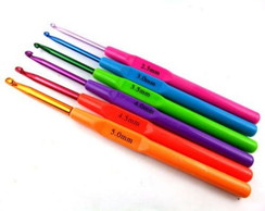 Kit Agulhas de croche