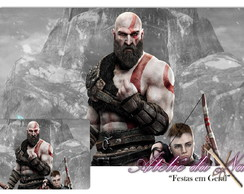 Jogo Americano - God of War