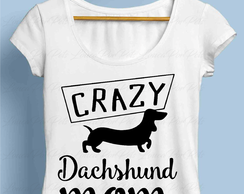 Camisete Dachshund Mom