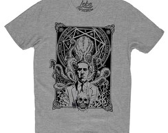 Camiseta Camisa hp lovecraft call of cthulhu Personalizada