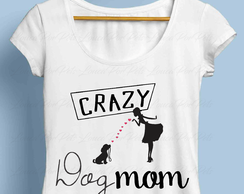 Camisete Dog Mom