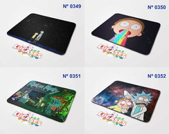Mouse Pad Rick and Morty Rick & Morty Mousepad