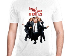 Camiseta Serie How I Met Your Mother Mod 10