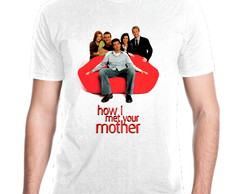 Camiseta Serie How I Met Your Mother Mod 12