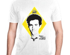 Camiseta Serie How I Met Your Mother Mod 13