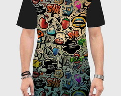 Camisa Long Line Share
