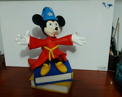 Topo de bolo Magic Mickey