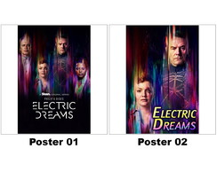 Poster 20x30 - Electric Dreams
