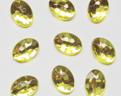 Chaton Oval 10 mm x 14 mm