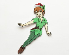 Patch Bordado Termocolante Peter Pan - modelo1