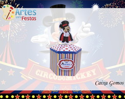 Caixa Gomos O Circo do Mickey