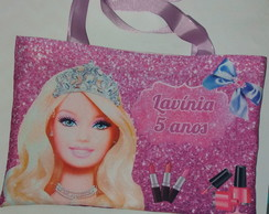 sacolas Barbie Moda