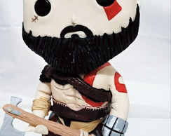 Kratos - God Of War - Em Biscuit