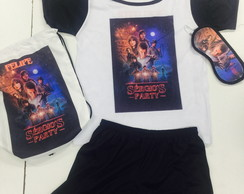 kit festa do pijama stranger things