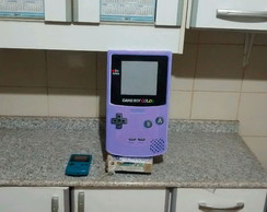Game Boy Color para parede